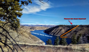 Proposed Cat Creek Energy Project